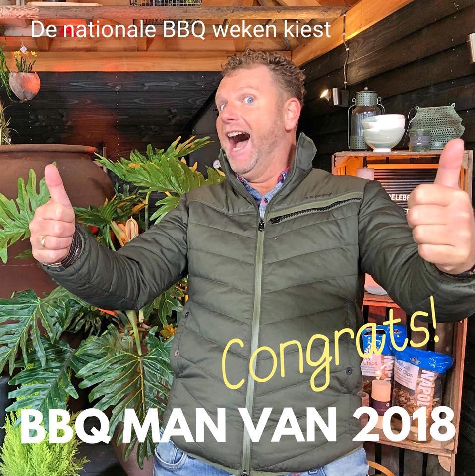 Ralph de Kok bbqman van 2018
